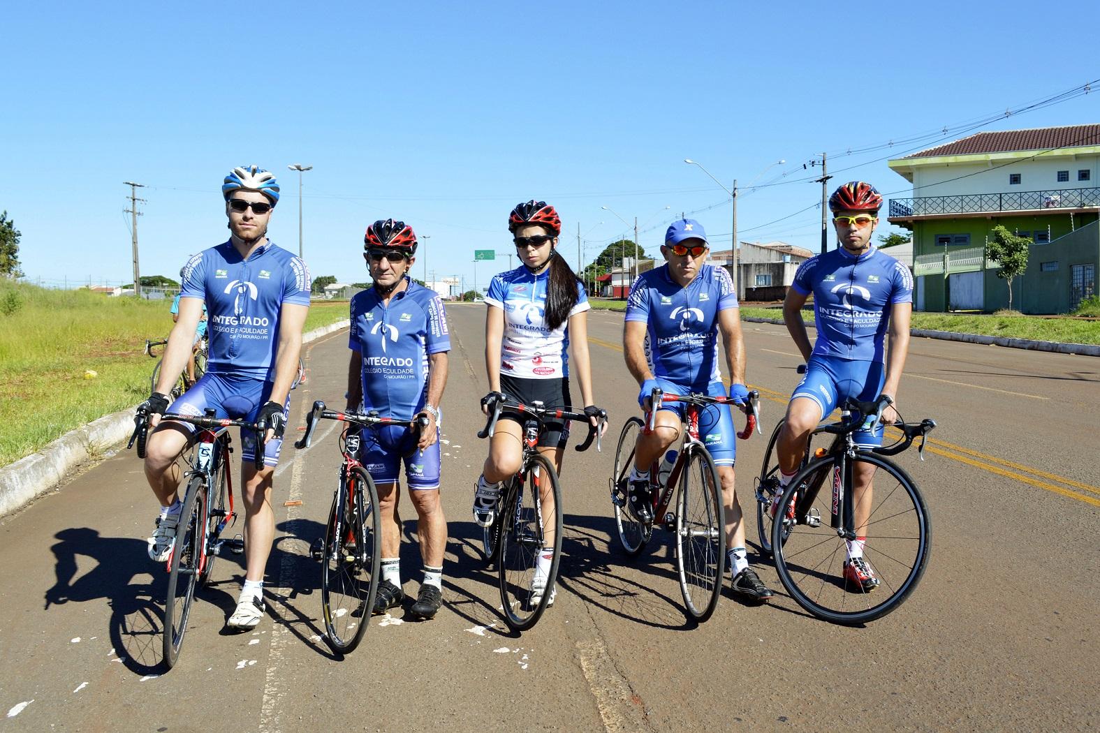 Equipe de ciclismo mourãoense