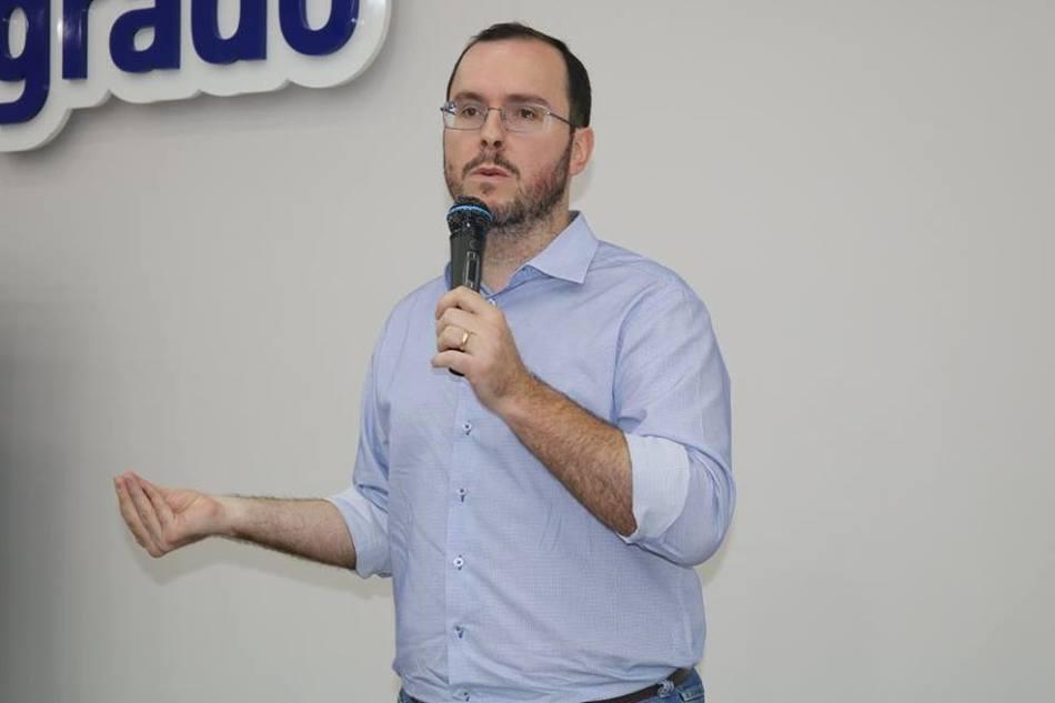 Oncologista Márcio Jachetti Maciel