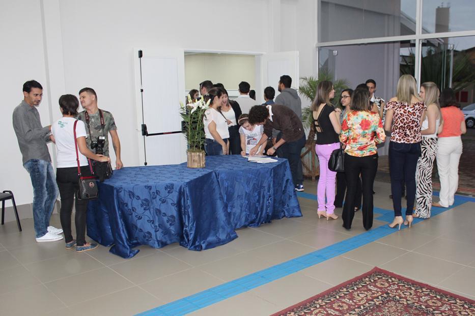 Evento comemorativo contou com a presença de acadêmicos, egressos e docentes