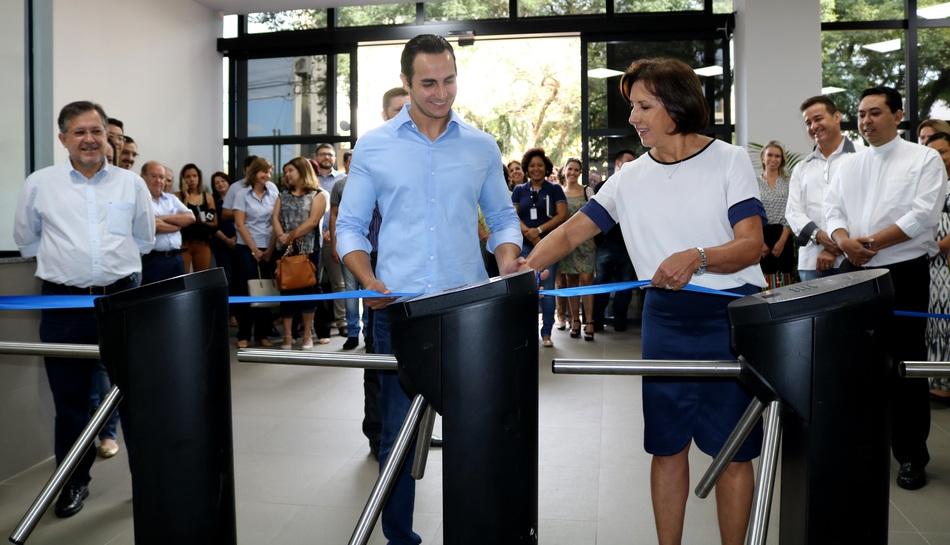 Ao todo, foram investidos aproximadamente R$ 3 milhões na nova estrutura