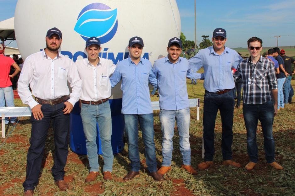 A Faculdade Integrado contou com a parceria de nove empresas