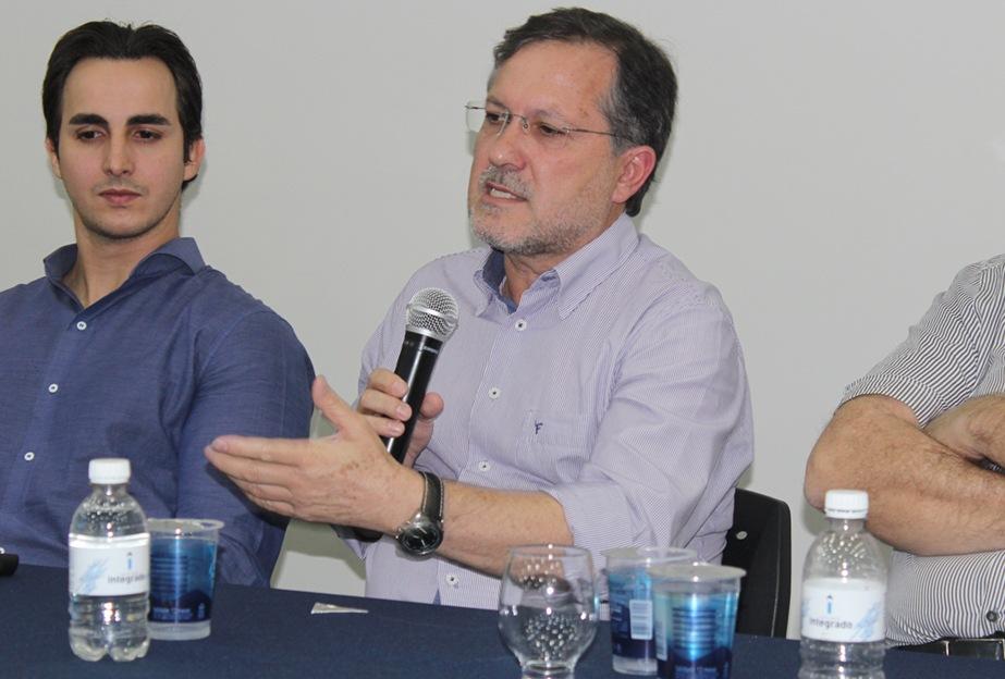 O prefeito de Campo Mourão, Tauillo Tezelli