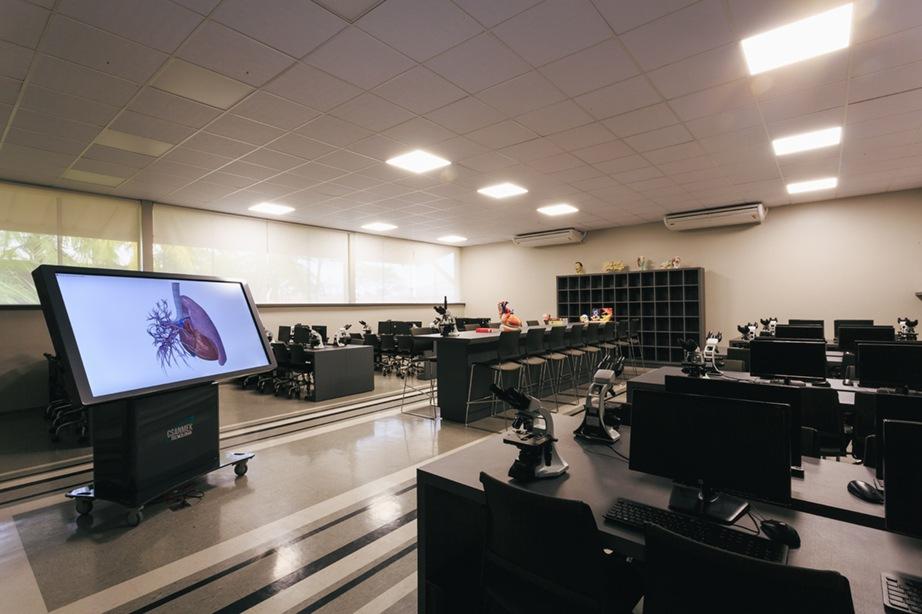 Laboratório Morfofuncional
