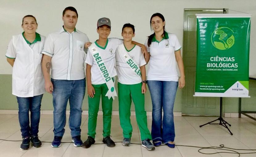 V Conferência Nacional Infantojuvenil pelo Meio Ambiente é realizada no Colégio Estadual 14 de Dezembro, em Peabiru