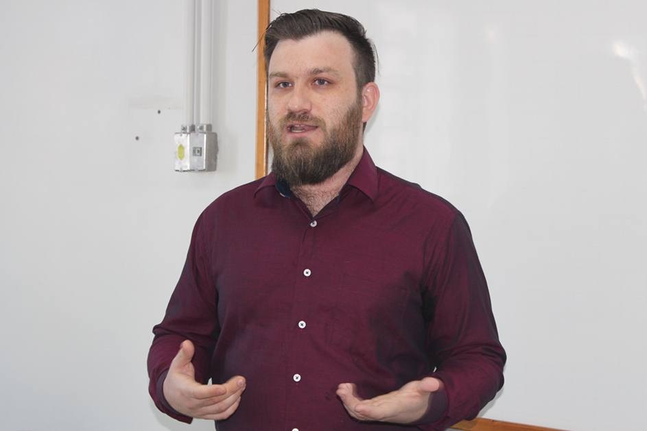 Professor Douglas Zampar