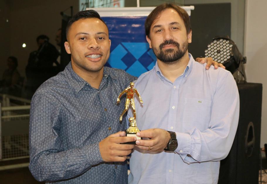 Também aconteceu o Oscar ADM, em que vários acadêmicos foram premiados nas mais diversas categorias
