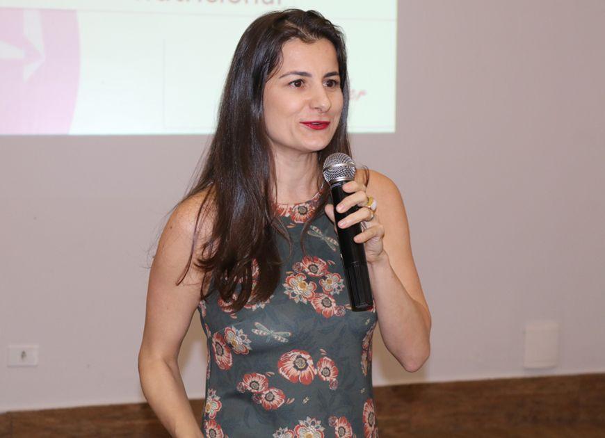 Palestrante Viviane Scheifer