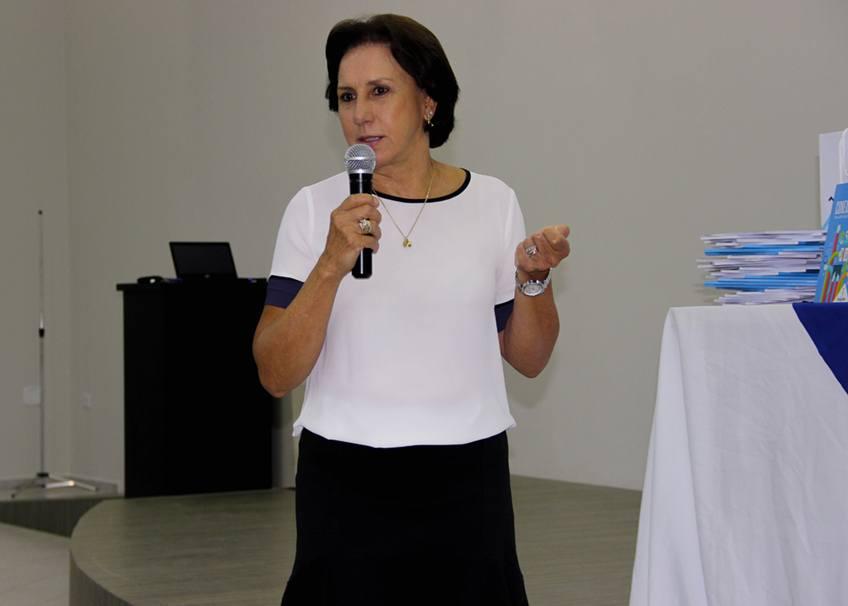 Maria da Conceição Montans Baer, diretora geral