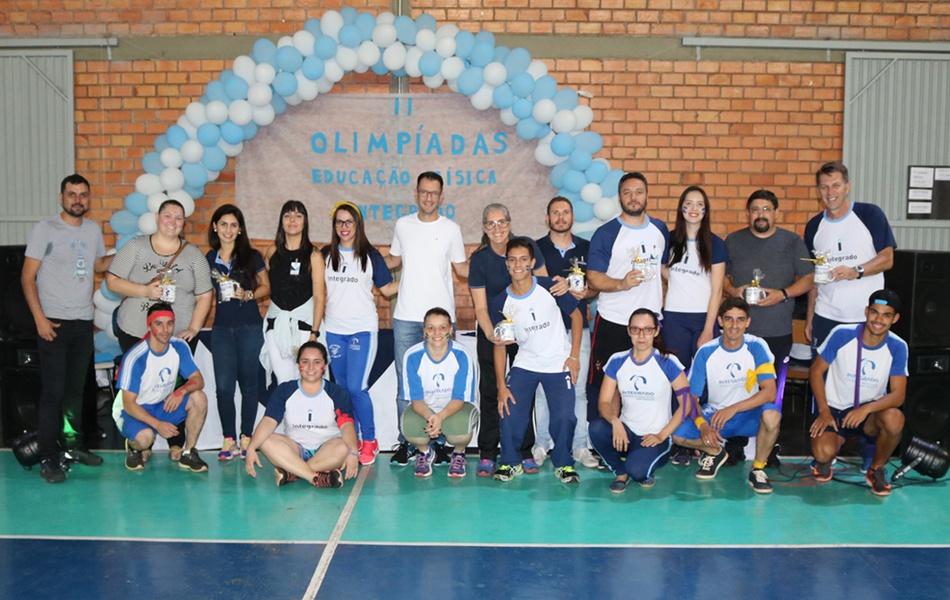 Evento foi realizado em comemoração ao Dia do Profissional de Educação Física