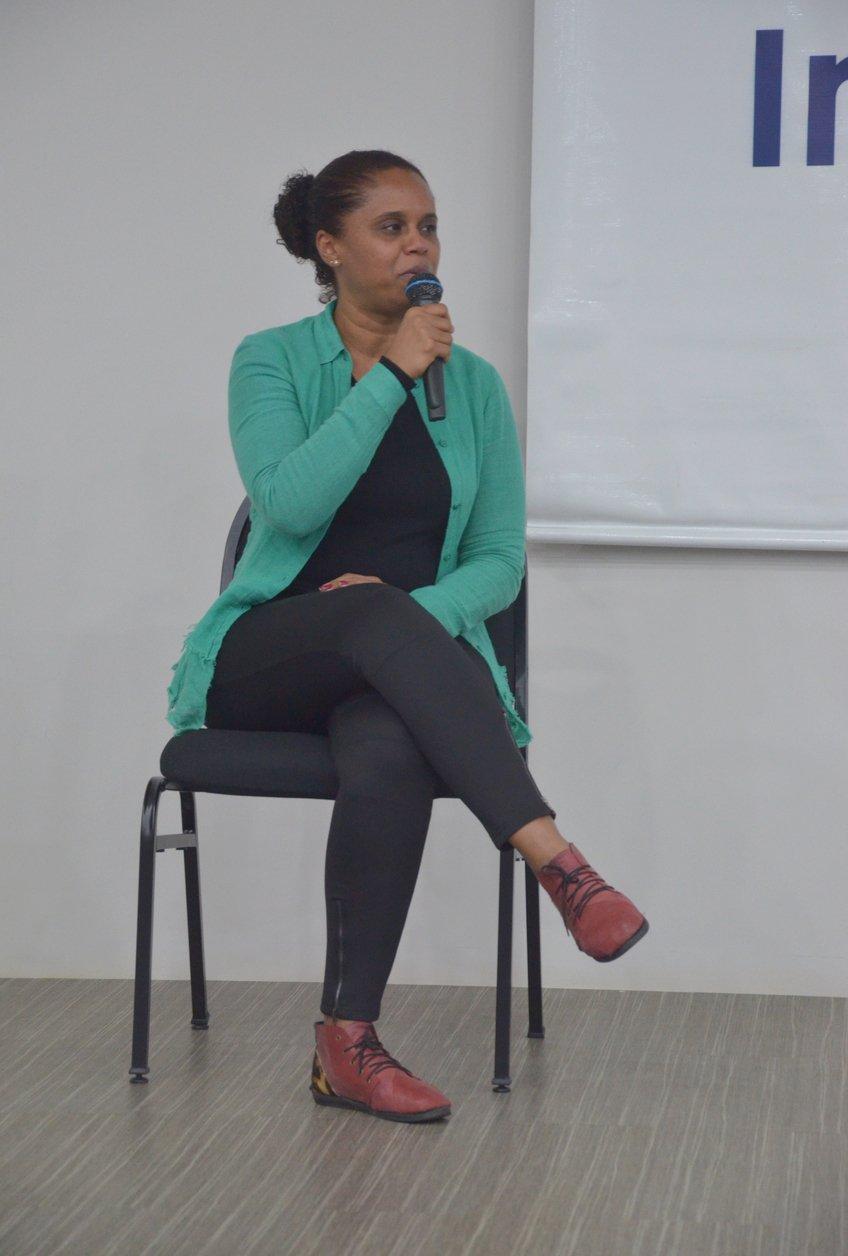 Palestrante Vanessa Monteiro Cardoso Baldanza