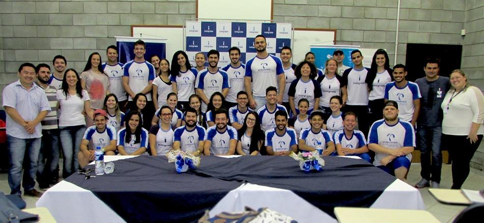 Fórum de Políticas Públicas de Esporte, Lazer e Saúde Coletiva realizado na Faculdade Integrado