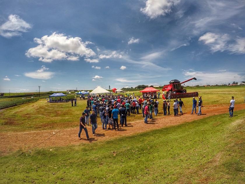 Mostra reuniu mais de 600 pessoas (Foto: Gabriel Camilo)