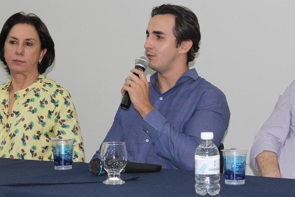 Pedro Montans Baer, diretor administrativo