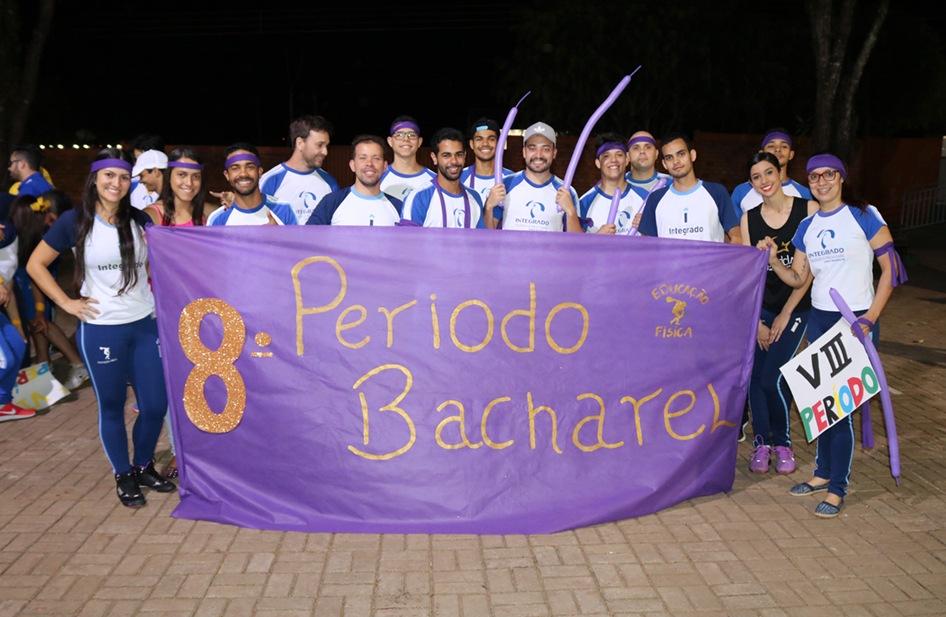 Cada período representou uma equipe na competição