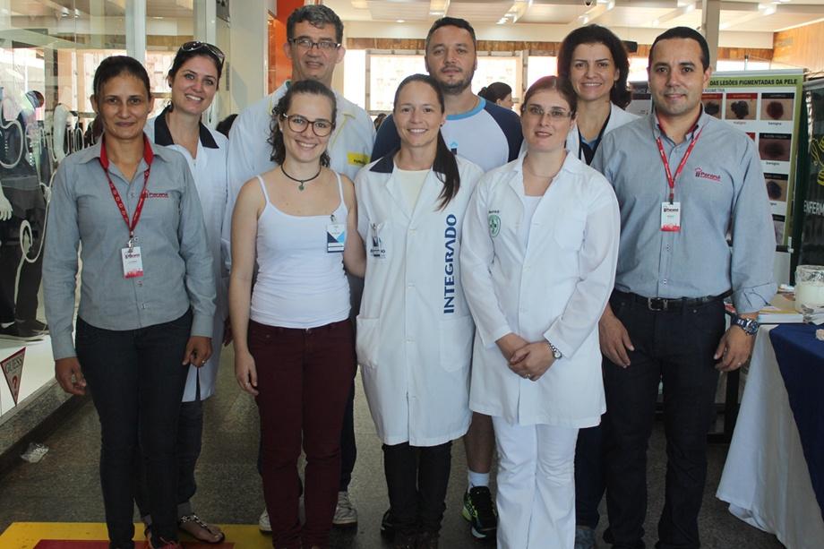 O evento é o resultado de uma parceria entre a Faculdade Integrado e o Paraná Família