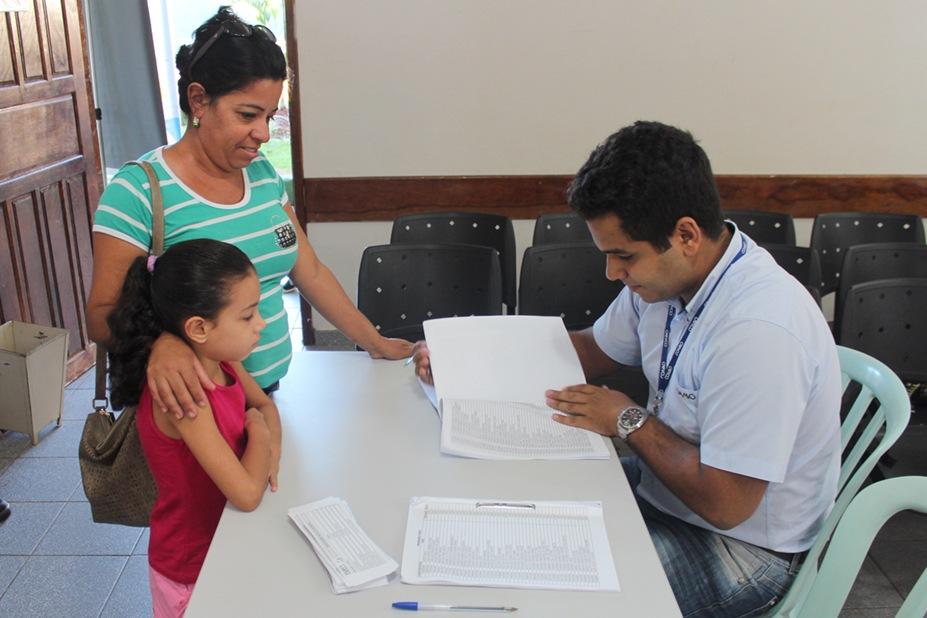 Ação é uma parceria entre a Faculdade Integrado e a Coamo