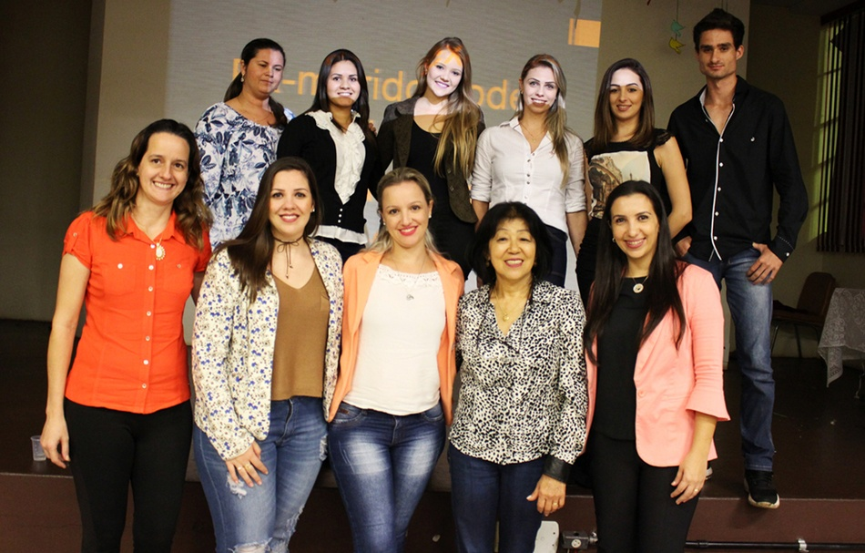 Equipe do Programa Patronato e acadêmicos de Direito da Faculdade Integrado
