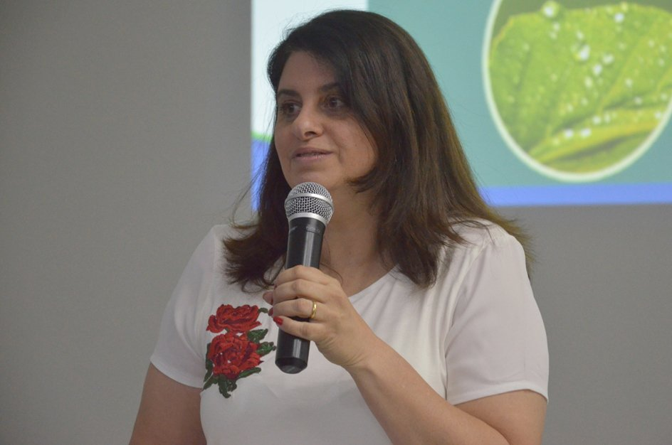 Palestrante Claudia Maria dos Santos Gebara