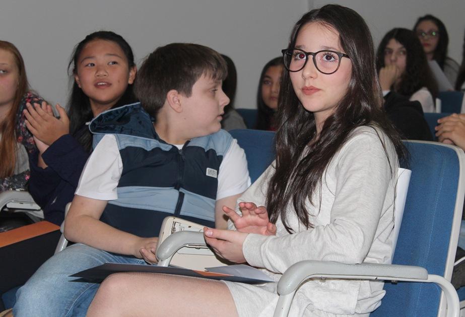 A plataforma online é utilizada pelos alunos do Ensino Fundamental II