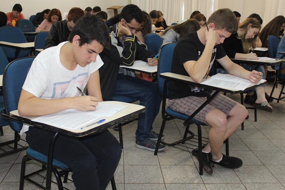 Direito foi o curso mais concorrido, seguido por Agronomia e Psicologia