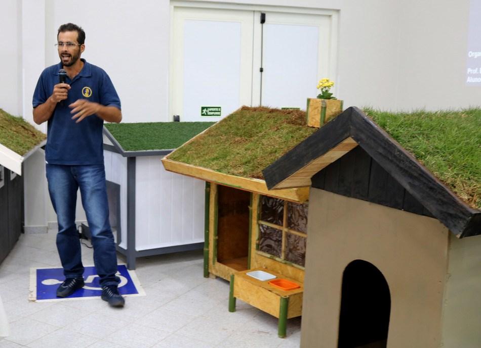 A equipe do acadêmico Wilson Leite de Oliveira foi a grande campeã do 1º Campeonato de Residências Sustentáveis