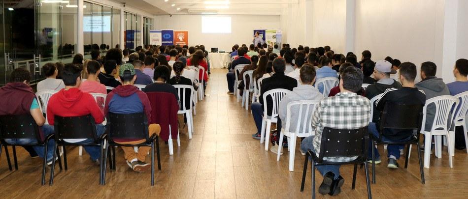 Evento registrou grande participação nas atividades