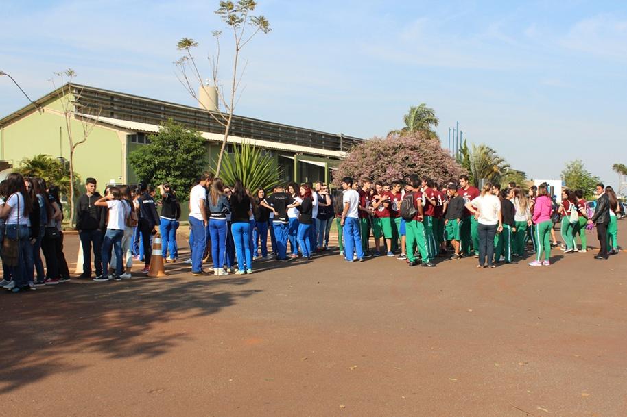 Evento aconteceu no câmpus da Instituição e reuniu mais de três mil pessoas