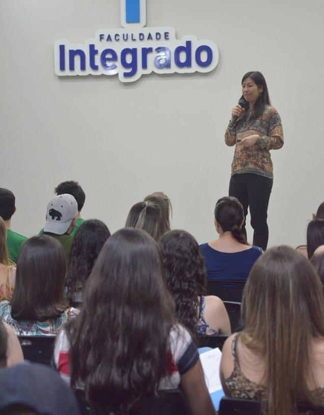 Palestrante Luciana Chiyo