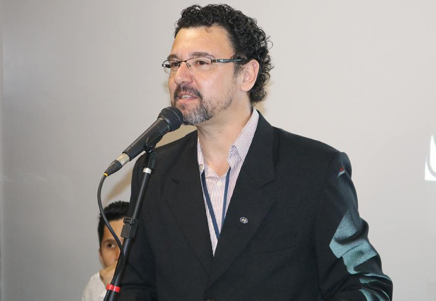 Professor Alexandre Caparelli