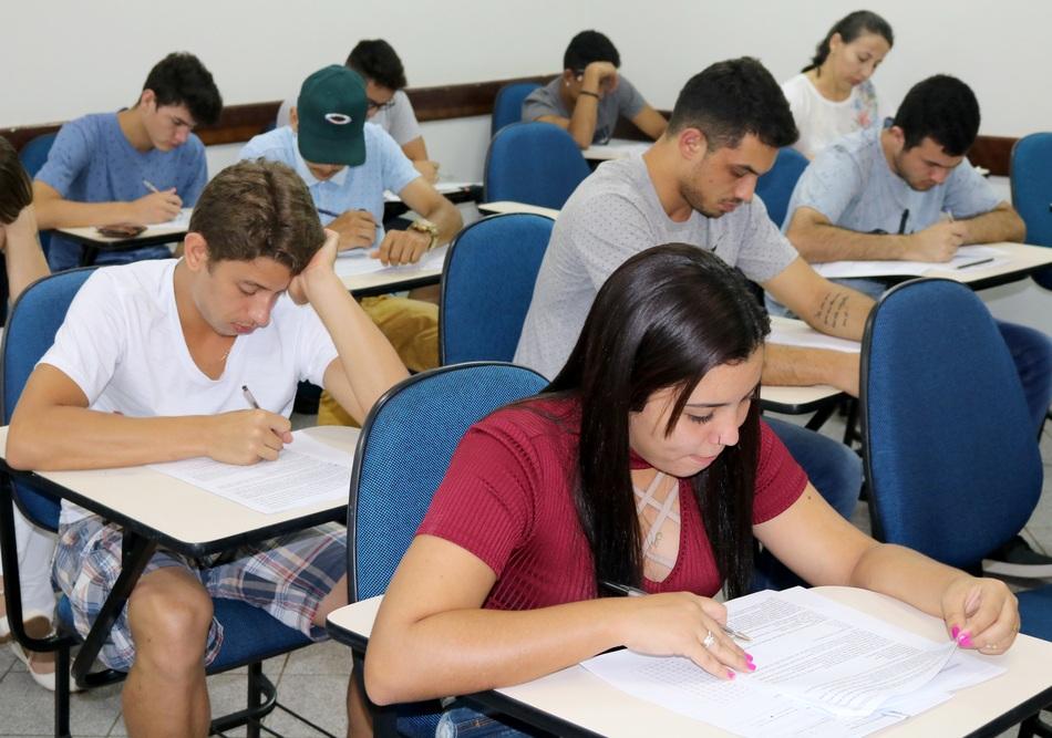 Candidatos podem realizar a inscrição até dois dias antes da prova