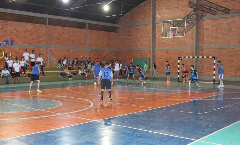 O InovAdm também teve uma parte recreativa, com torneios de futsal, voleibol, truco e gincana cultural