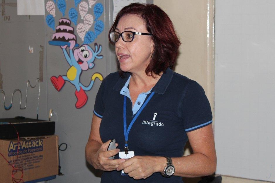 Coordenadora Rosely falou sobre o futuro do profissional de TADS