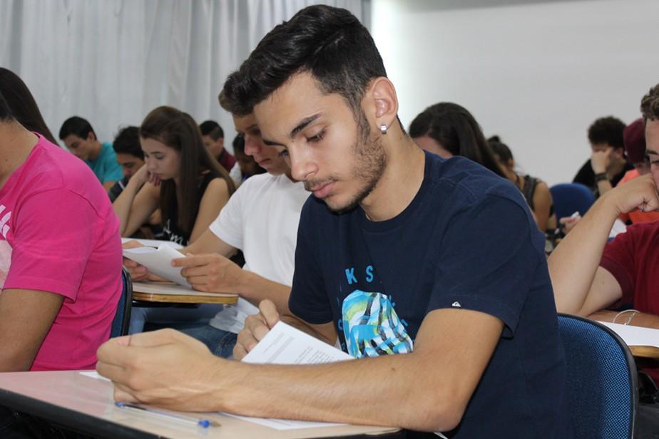 A nota do Enem pode ser utilizada para ingressar diretamente no Ensino Superior da Instituição