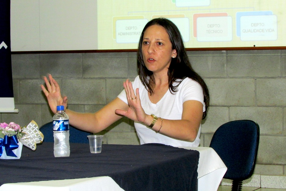 Convidada Luciane Luz