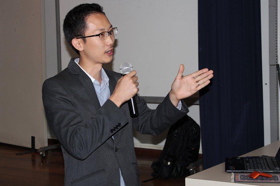 Marcos Yau falou sobre a acupuntura