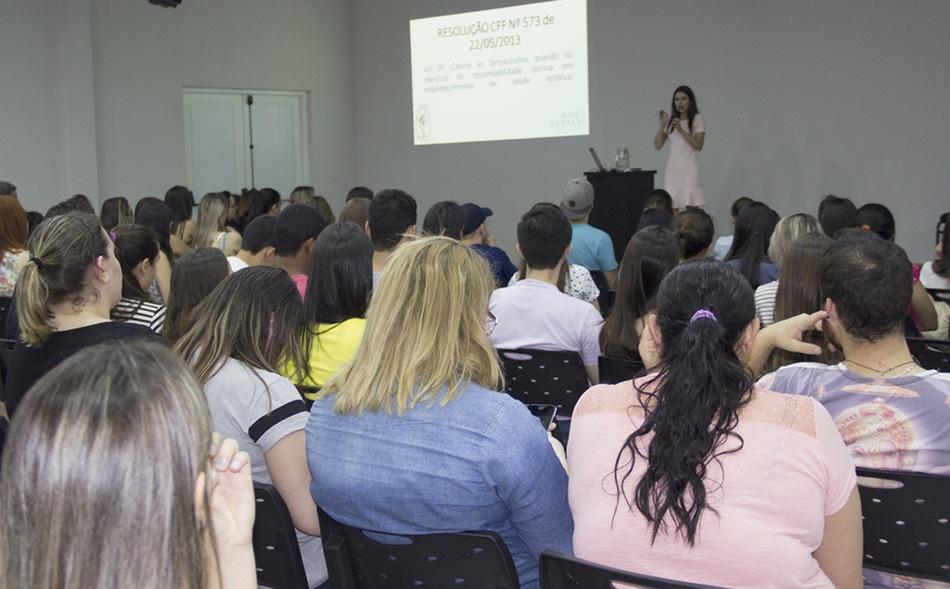 V Workpharma teve dois dias de palestras e apresentações de trabalhos