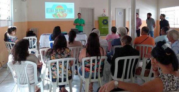 Além do Integrado, Emater e Prefeituras participaram das ações (fotos: Simone Molina)
