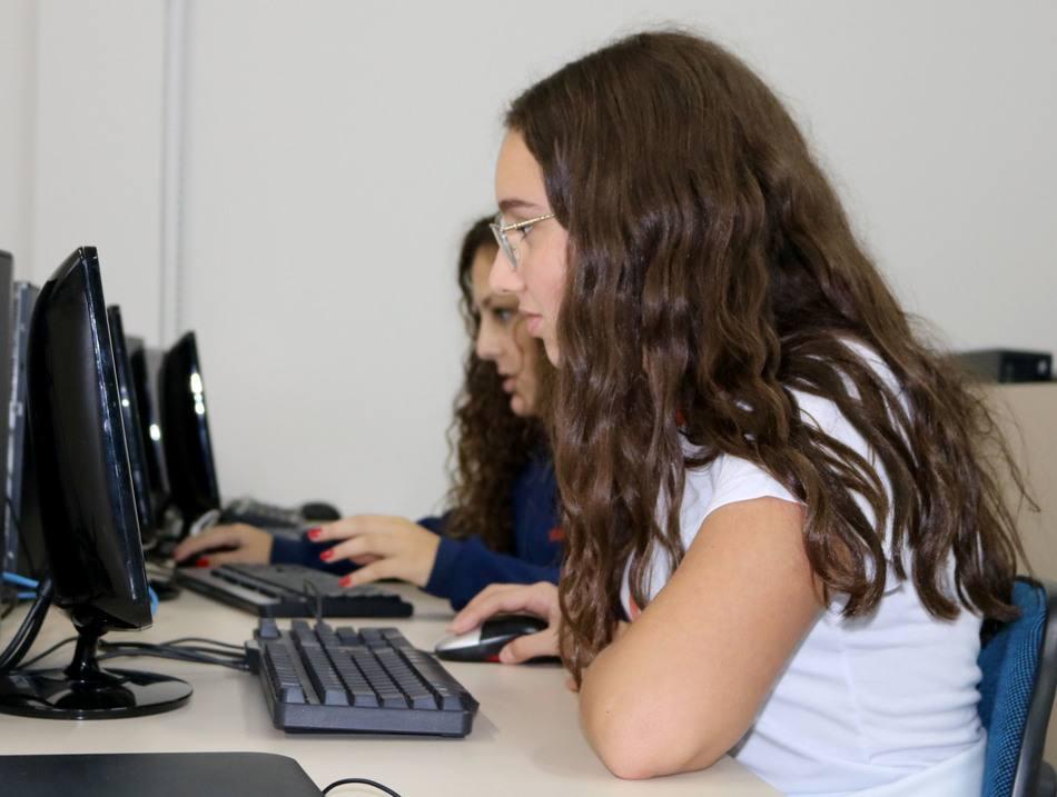 A partir do 8º ano, o aluno já pode entrar no High School do Colégio Integrado