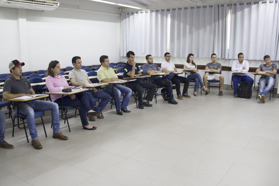Aula de MBA Executivo - Gestão Empresarial
