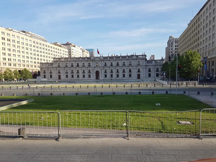 Palácio Presidencial de La Moneda