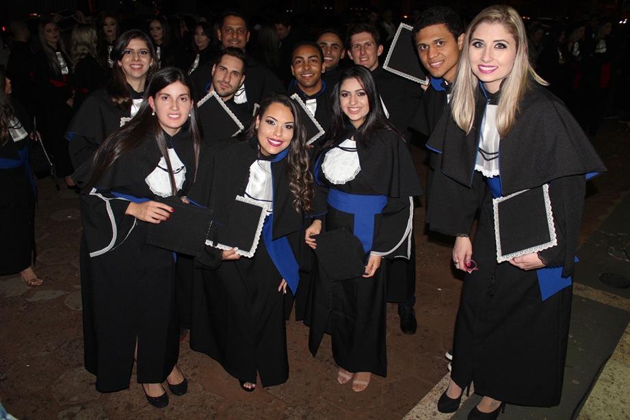 Faculdade Integrado apresentou à comunidade os 141 novos profissionais
