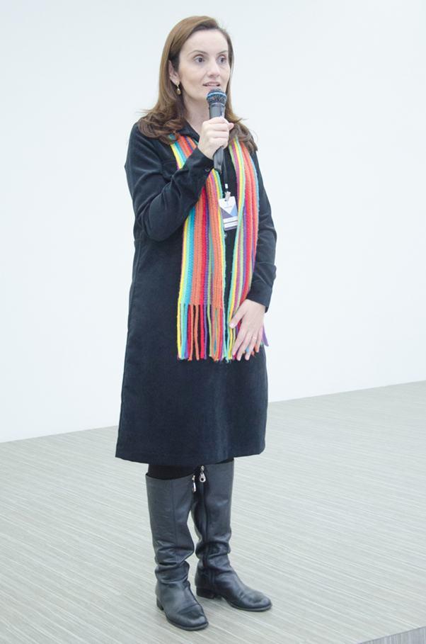 Coordenadora Rubya Vieira de Mello Campos