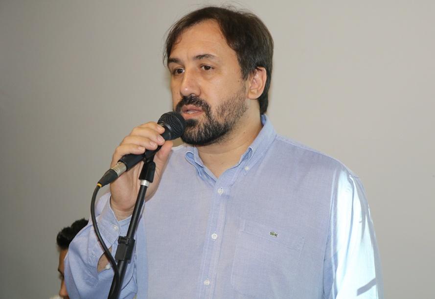 Coordenador Marcelo Cordeiro
