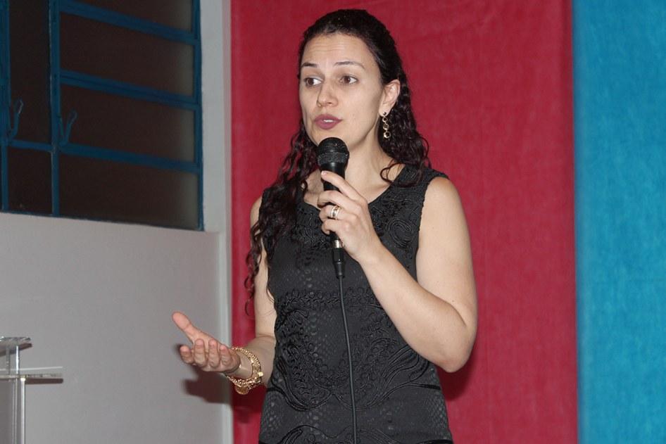 Professora Fernanda
