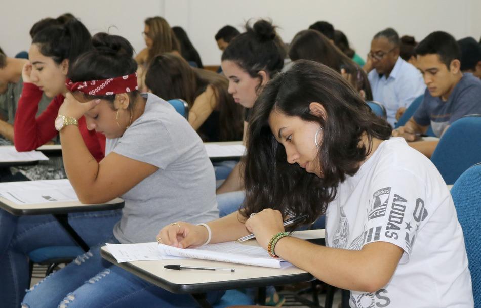 As provas foram aplicadas no último domingo (26), nas cidades de Campo Mourão, Goioerê e Ubiratã