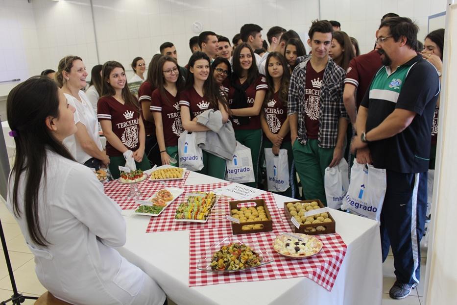Curso de Nutrição e as comidas de boteco saudáveis