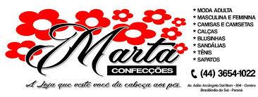 Marta Confecções
