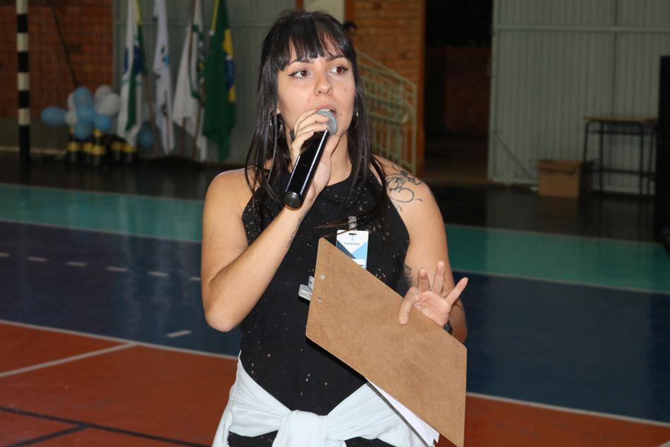 Professora Drielly Ramos