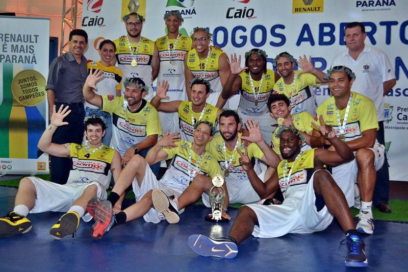 Equipe de basquete mourãoense