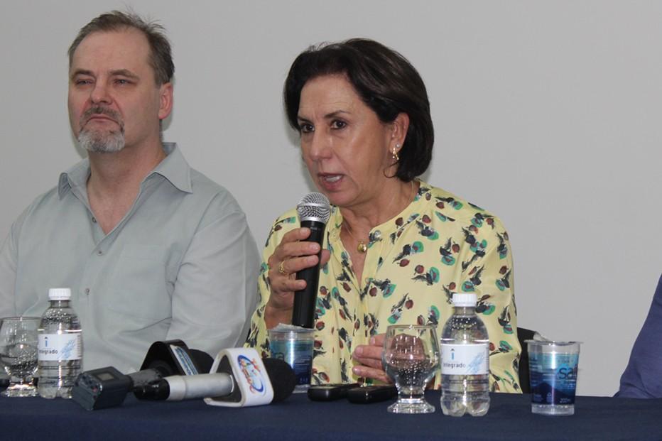 Maria da Conceição Montans Baer, diretora geral da Faculdade Integrado